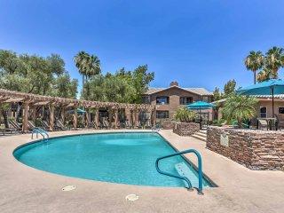 Scottsdale Condo w/Private Patio & Community Pool!