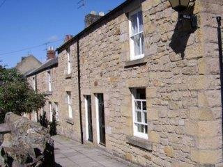 dodds lane self catering gound floor accommodation in central Alnwick, Ferienwohnung in Alnwick