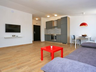 Apartments Stella Adriatica-Superior One-Bedroom Apt with Balcony&Sea View 2nd-6