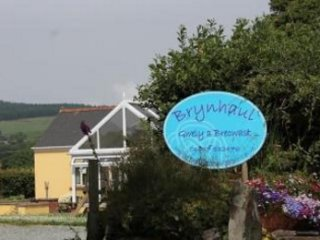 Brynhaul lovely 4 star Bed and Breakfast - Y Galchen