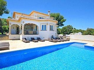 Spacious apartment in Xàbia with Internet, Washing machine, Pool, Balcony