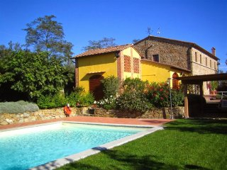 4 bedroom Villa in Castra, Tuscany, Italy : ref 5226658