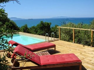 Fonteblanda Villa Sleeps 8 with Pool Air Con and WiFi - 5226840
