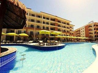 Apartamento no novissimo Beach Park Wellness Resort, com a melhor localizacao !