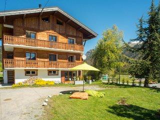 Apartment Midi Romand, a luxury alpine retreat.