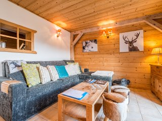 Apartment Midi Romand, a luxury alpine retreat.