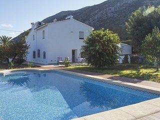 Cozy villa in Benissa with Parking, Internet, Washing machine, Air conditioning