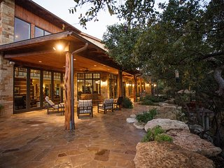The Guadalupe Tree Haus at Joshua Creek Ranch