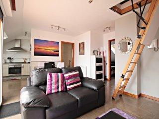 Precioso apartamento de un dormitorio, con vistas al mar