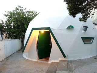 * Cozy DOME HOUSE * in Playas de Tijuana