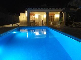 Casa Rural Villa Belydana Casa completa con piscina privada y recinto privado