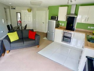 1 The Rookery, Lincoln (2 Bedroom Holiday Flat)