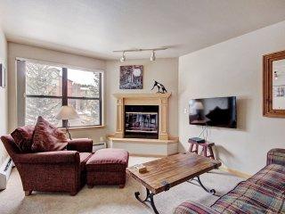 #W109: 1 bedroom condo in the heart of Breckenridge #W109 ~ RA154529