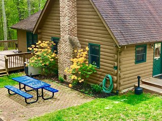 Slice Of Nature - Timber Trail Cabins Hocking HIlls