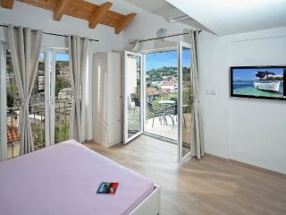 Villa 824 m from the center of Dubrovnik with Internet, Air conditioning