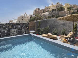 Rock Villa Legend,  Castle view, outdoor Jacuzzi, 130 sq.m,  up to 6 people.