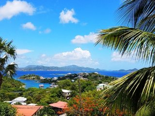 BIG PRICE DROP! Beautiful Bravo FALL SPECIAL! Great views, minutes to Cruz Bay