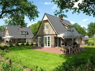 Villa in Hellendoorn with Internet, Pool, Parking, Terrace (291819)