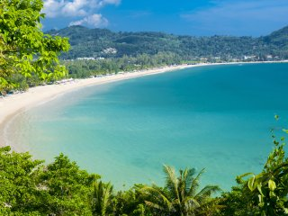 Peaceful 2 Bedroom Apartment away from the noise of Patong