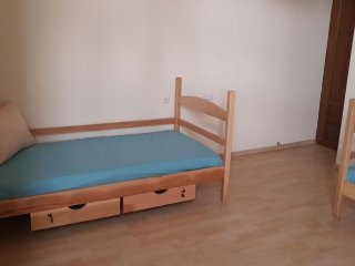 Twin Bed Dormitory Room