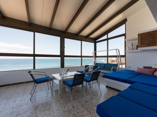 APARTMENT ON FIRST LINE OF SALINETA´S BEACH