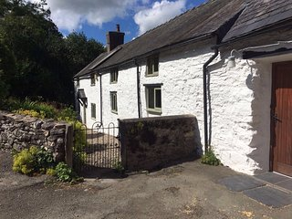 Gorgeous 400 year old Welsh long house. Set in an area of outstanding beauty.