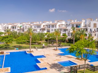 La Torre Golf Resort 2 Bedroom Apartment Murcia - Abadejo 12B