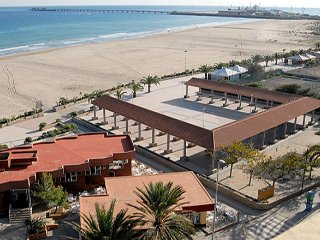 Bonita casa en segunda linea playa