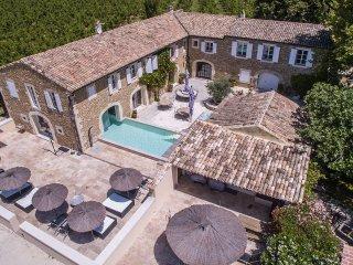 Mas Loisonville en Provence a Grillon (84600)