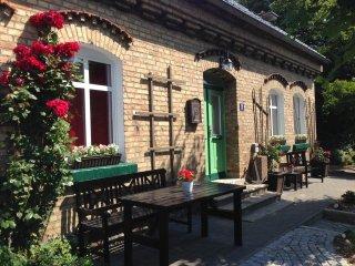 Traumhafte Ferienwohnung 'Romantik' in Schaprode, Rugen