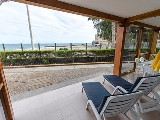 San Agustín Seaview apartment with terrace