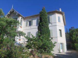 La villa Les Liserons, a Sainte-Maxime, Var