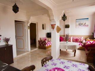 Dar Oceana bel appartement 80 m2