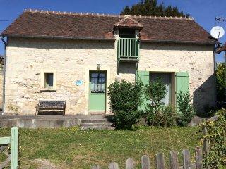 Maison proche la Roche Posay, Futuroscope, chateau de la Loire au calme