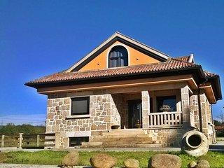 Ref. 11810 Casa a estrenar en Rías Baixas