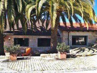 Ref. 11728 Fantástica casa de piedra con piscina