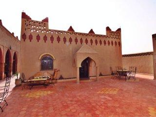 Riad Moha habitacion Kasba.