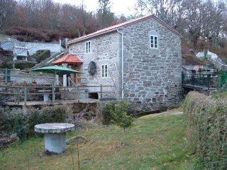 Ref. 10281 Precioso molino restaurado para 7 personas en Palas de Rei