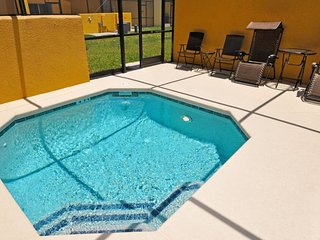 4571AL.3 Bedroom Townhome In Bella Vida With Private Pool