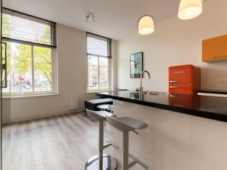 Lovely apartment in centrum!...very close to Rotterdam central station