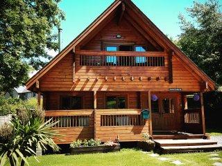 6 Sunset Lodge, Maes Artro, Llanbedr