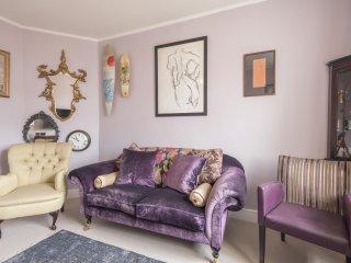 Bohemian home by Kings Cross
