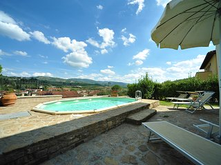 Villa with Private Pool in Chiantishire suitable for 6 people - Turchesa