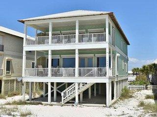 Southern Grace Beachfront 6 Bd 5 Ba Family Home