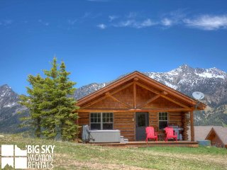Big Sky Moonlight Basin | Cowboy Heaven Cabin 7 Cowboy Heaven Spur