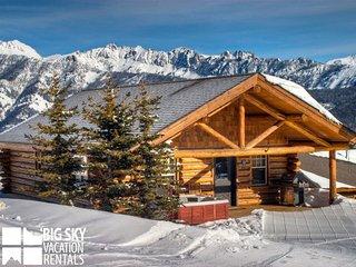 Big Sky Lodging | Cowboy Heaven Cabin 7 Cowboy Heaven Spur