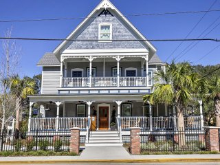NEW! Historic 1BR St. Augustine Apartment!