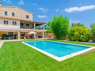 CAN COREM - Villa for 12 people in Manacor