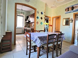 Holiday homes in the center of Gallipoli in Salento in Puglia with eight comfort