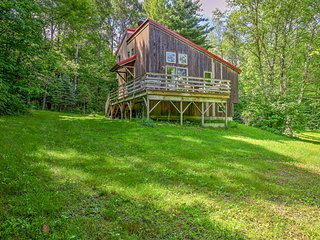 NEW! 2BR Cherry Valley House on 6 Acres!